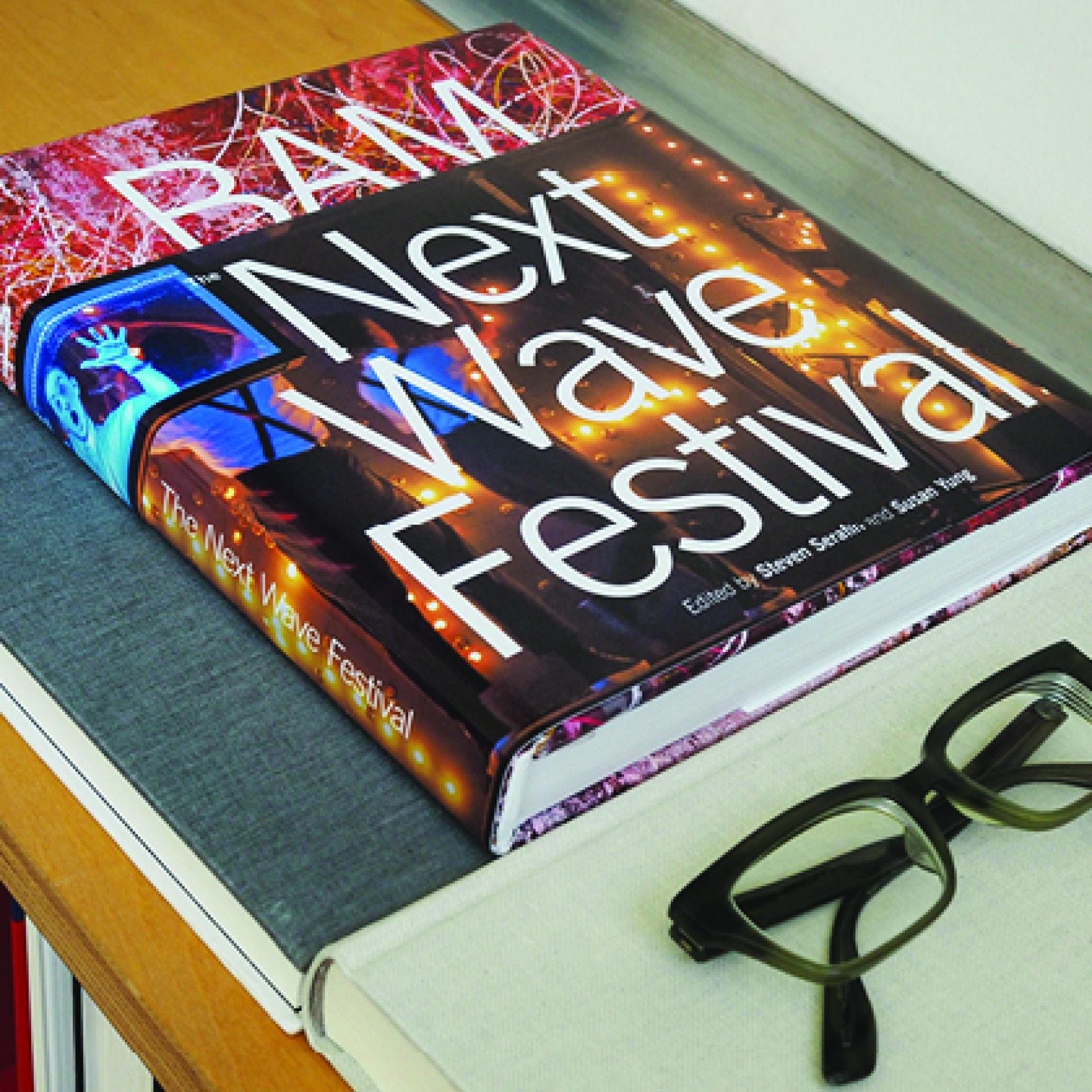 BAM: The Next Wave Festival book
