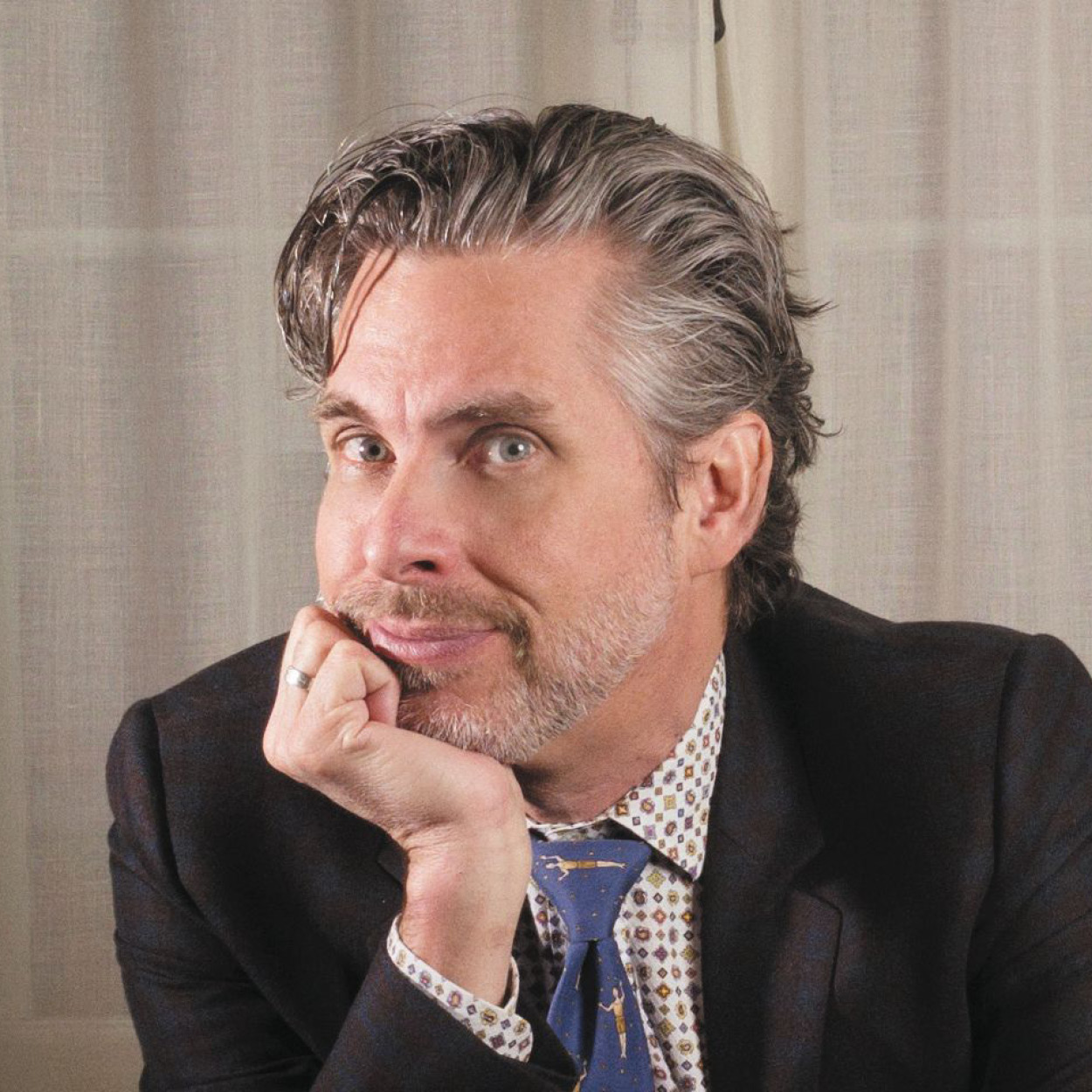 Tickets available now to see Michael Chabon in Brooklyn!