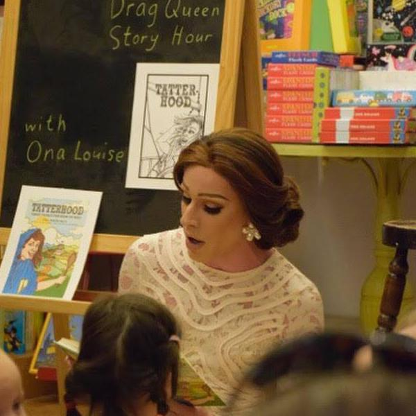 Drag Queen Story Hour at Greenlight