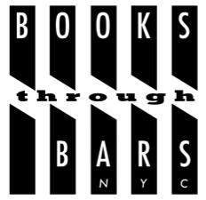 Books Through Bars NYC logo