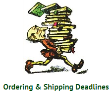 Ordering and Shipping Deadlines